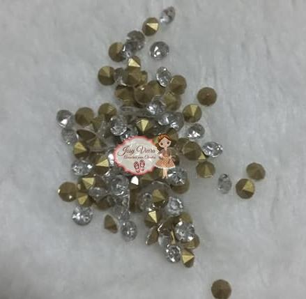 Ponto de Luz Cristal SS 22 com 100 Unidades