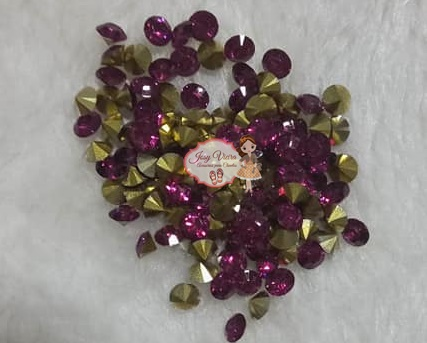Ponto de Luz Rosa Pink SS 22 com 100 Unidades