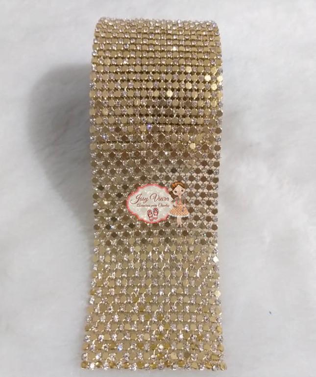 Rolinho de Manta CHAPINHA (1,20x6cm)