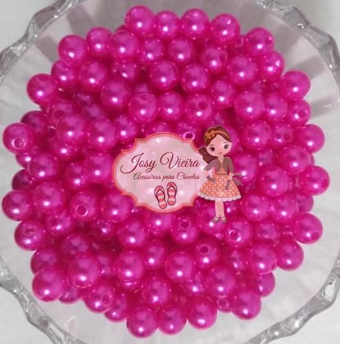 T4 Pérola ABS Tam 4 cor Rosa Pink 100g