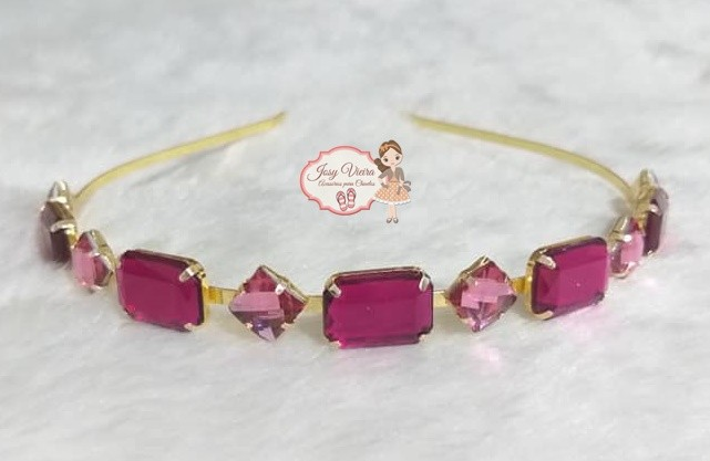 Tiara BANHADA Pink