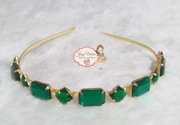 Tiara BANHADA Verde