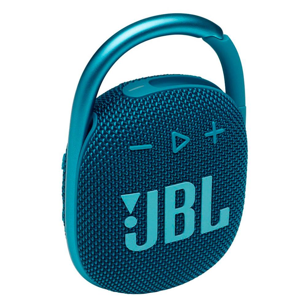 CAIXA BLUETOOTH JBL CLIP4 BLUE IPX7