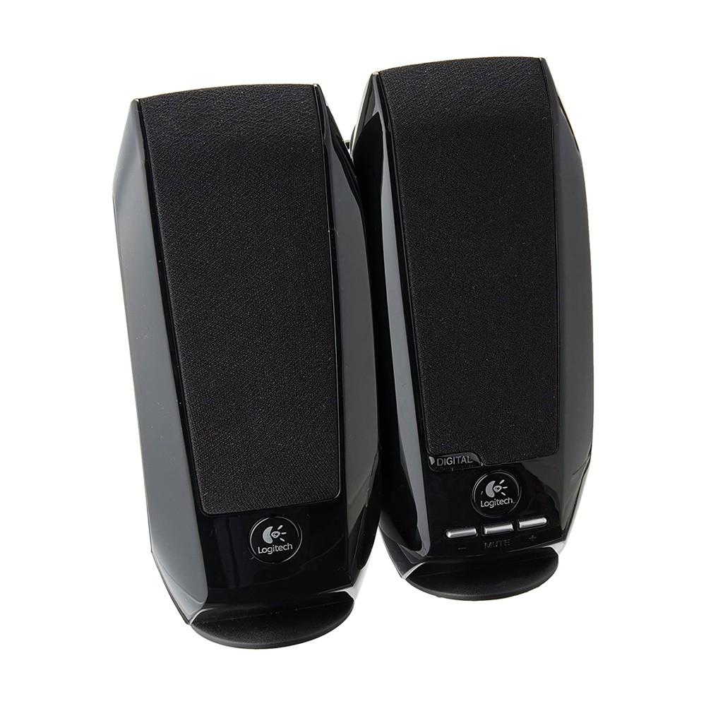 Caixa de Som Logitech S150 USB Preta - 980-001004