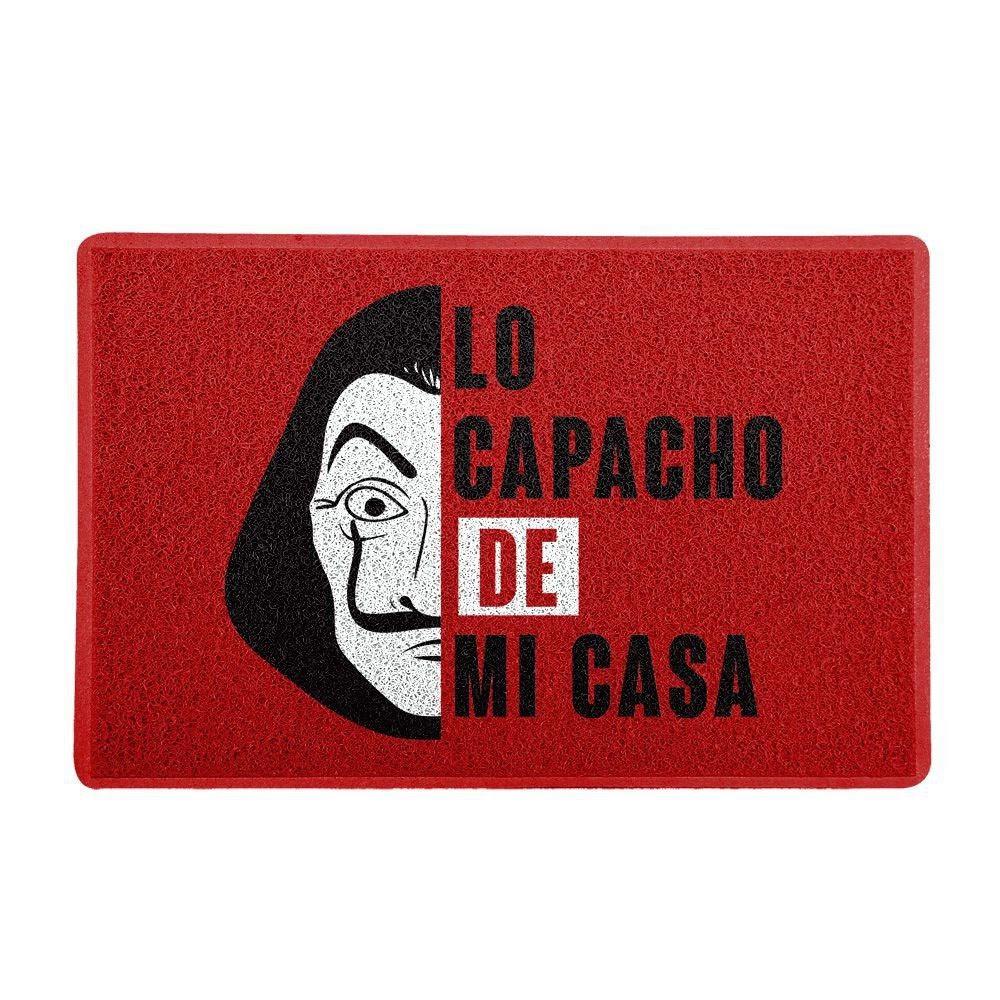 CAPACHO 60X40CM LO CAPACHO VERMELHO - BEEK