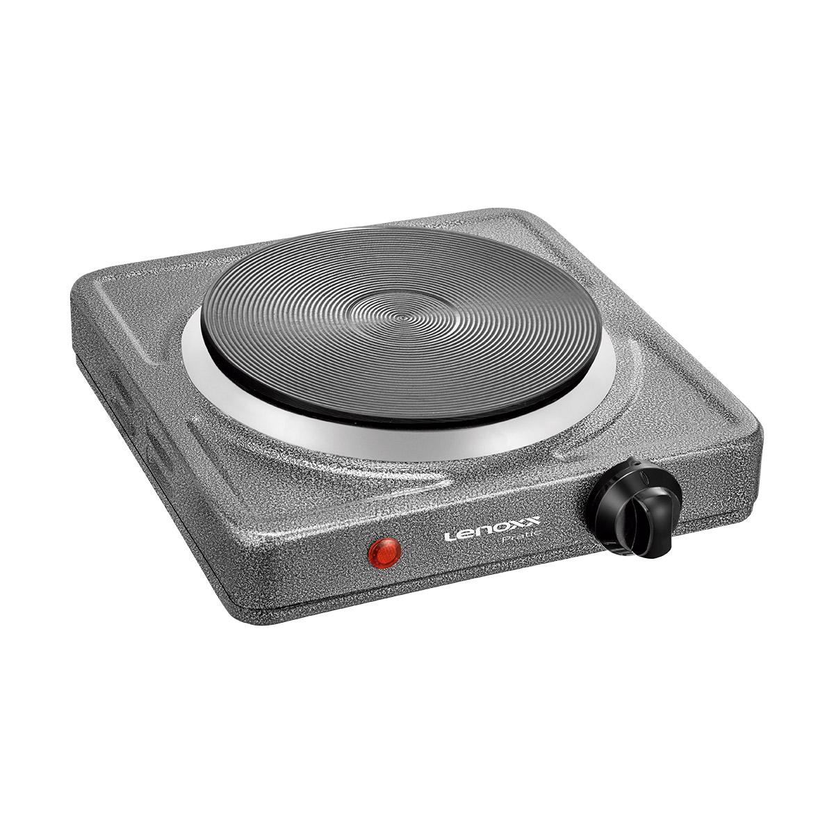 Fogao Eletrico Portatil  1  Boca Lenoxx Pratic Pfe351 - 127V
