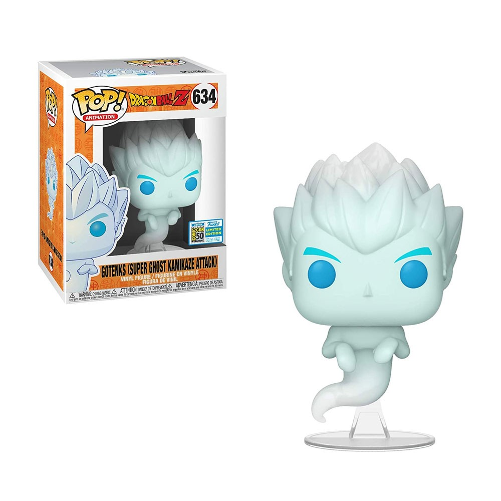 FUNKO POP GOTENKS GHOST - DRAGON BALL Z