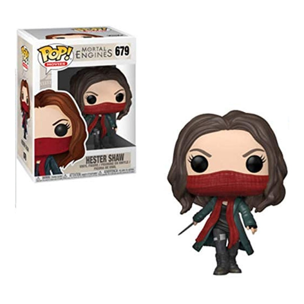 FUNKO POP HESTER SHAW - MORTAL ENGINES