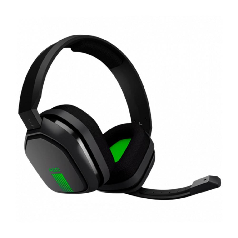 Headset Astro A10 XBox - Cinza/Verde - 939-001837