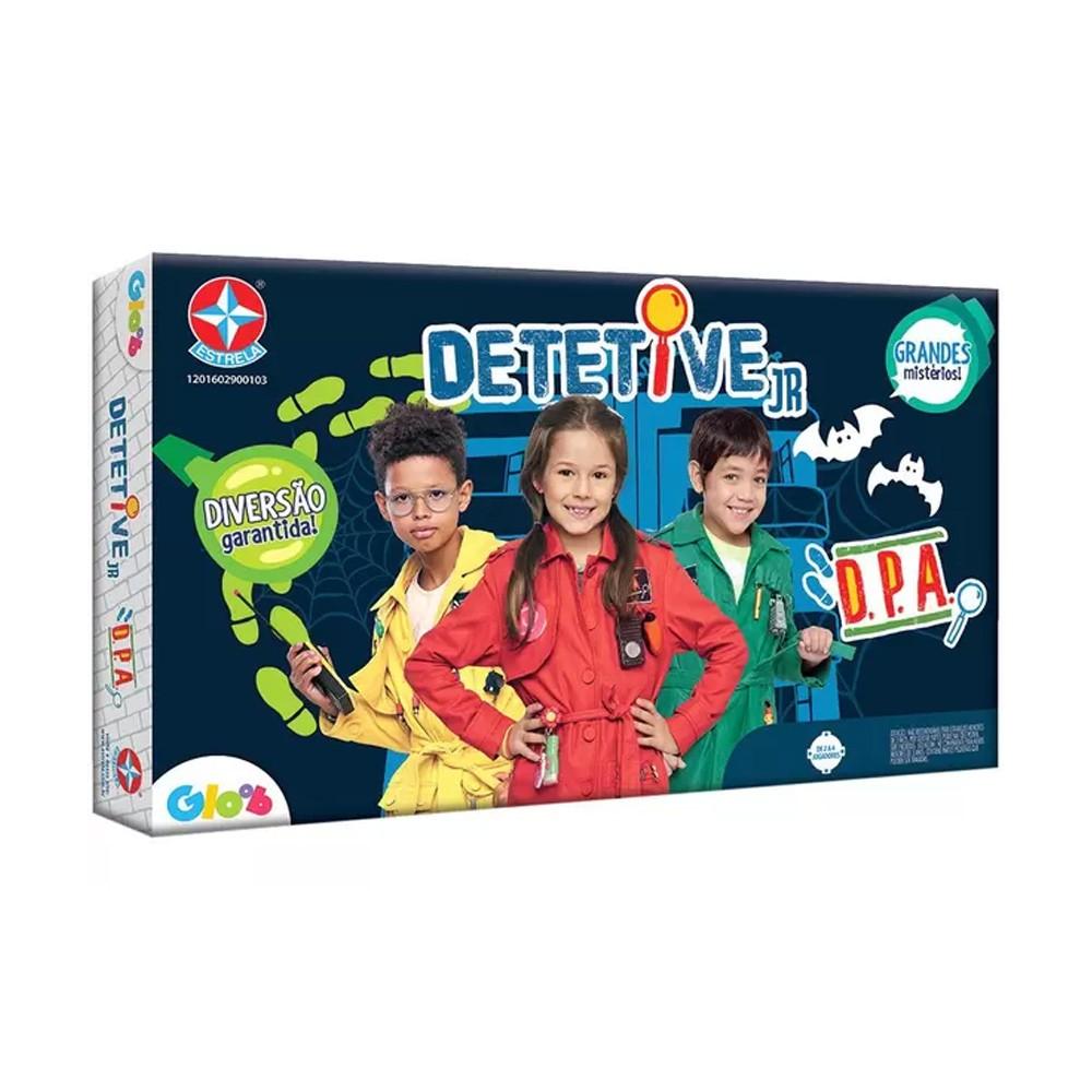 Jogo Detetive Jr. DPA Brinquedos Estrela