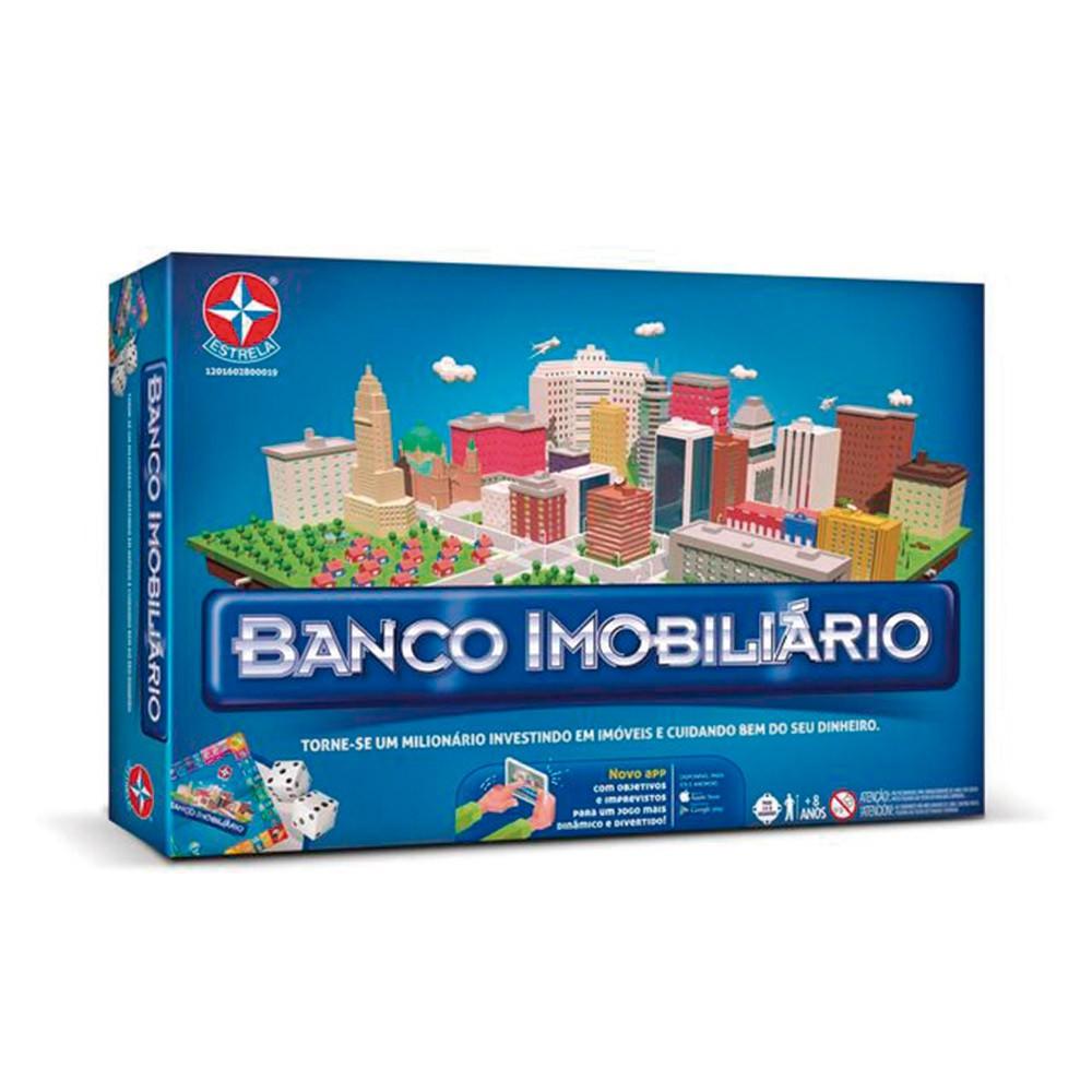 JOGO O BANCO IMOBILIARIO - ESTRELA