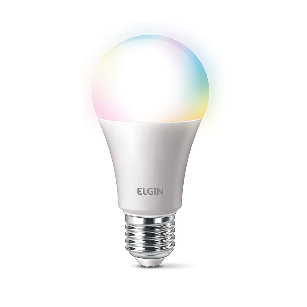 LAMPADA BULB LED A60 10W BIV SMART COLORS