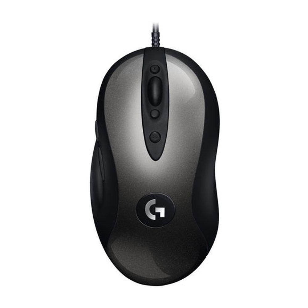MOUSE GAMER LOGITECH G MX518 PRETO