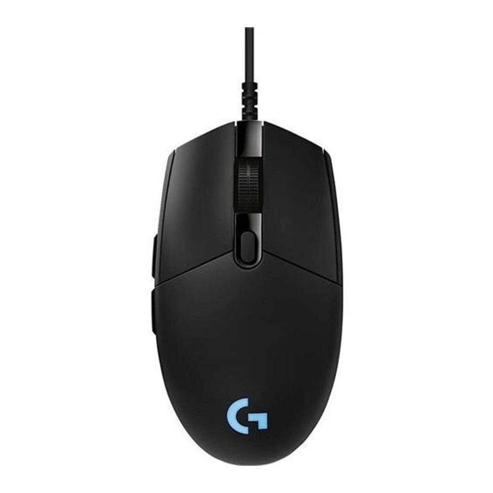 Mouse Gamer Logitech G PRO HERO Preto - 910-005536