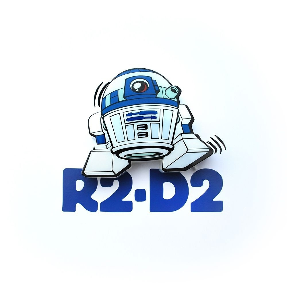 STAR WARS - MINI LUMINARIA R2-D2
