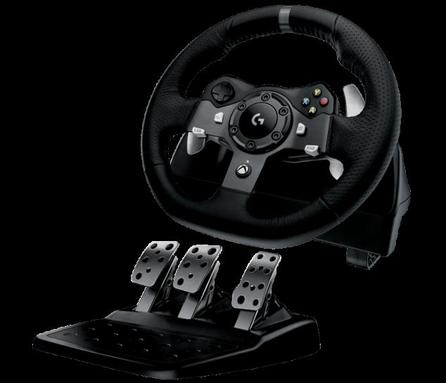 Volante Gamer Logitech G920 Driving Force