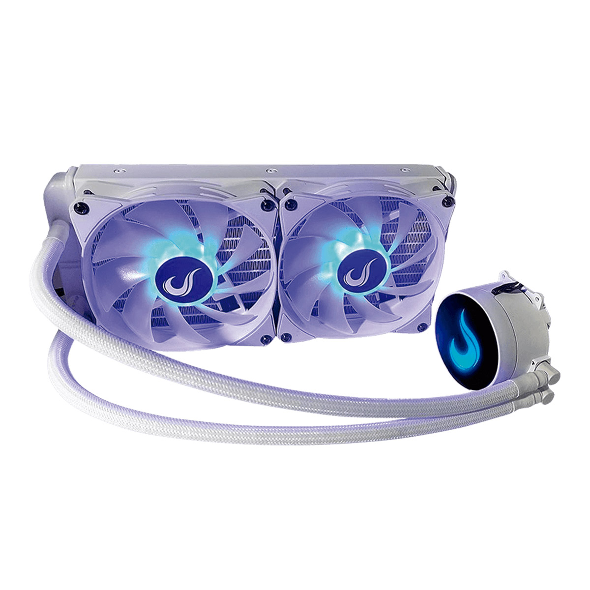 WATER COLER FROST 240MM RM-WCZ-02-RGB