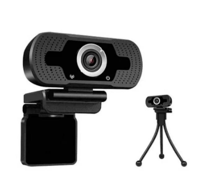 WEB CAM LOOSAFE FULL HD 1080P USB BLACK WITH TRIPOD LS-F36-1080P XM