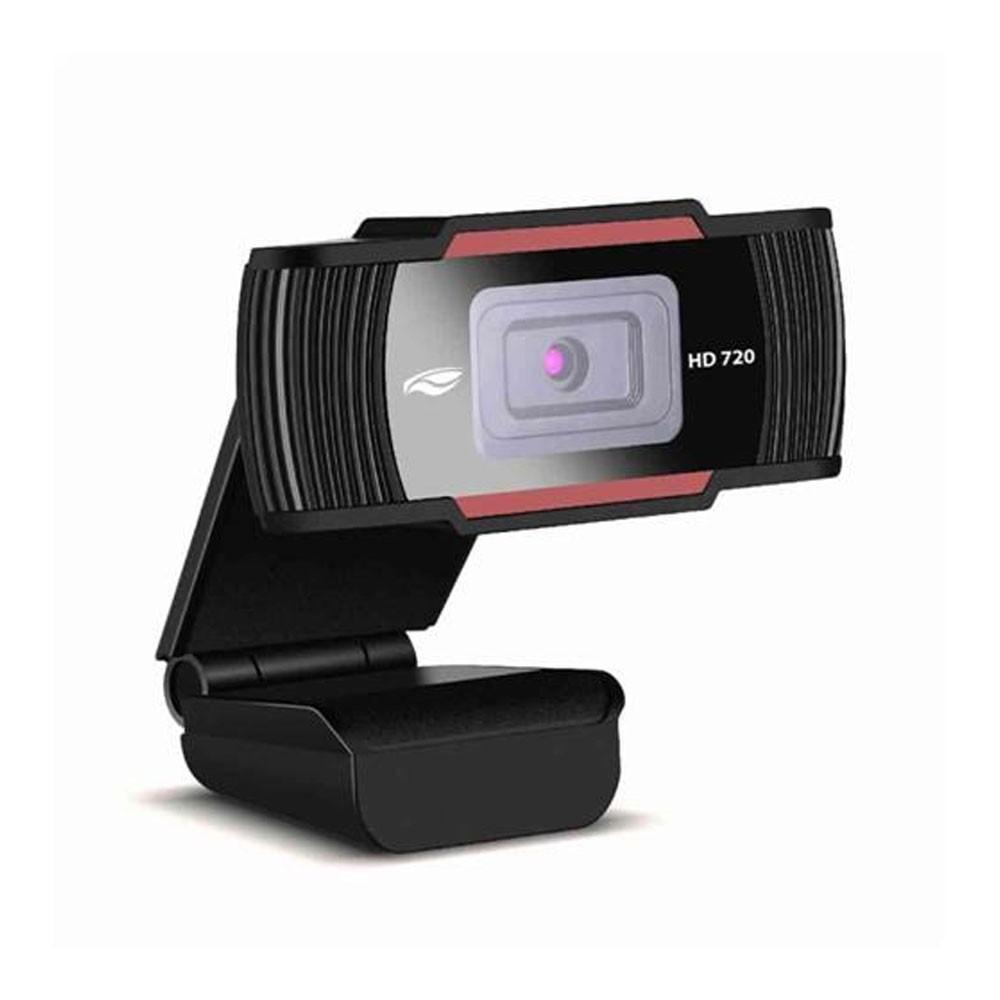Webcam C3 tech WB-70BK 720p - PRETA
