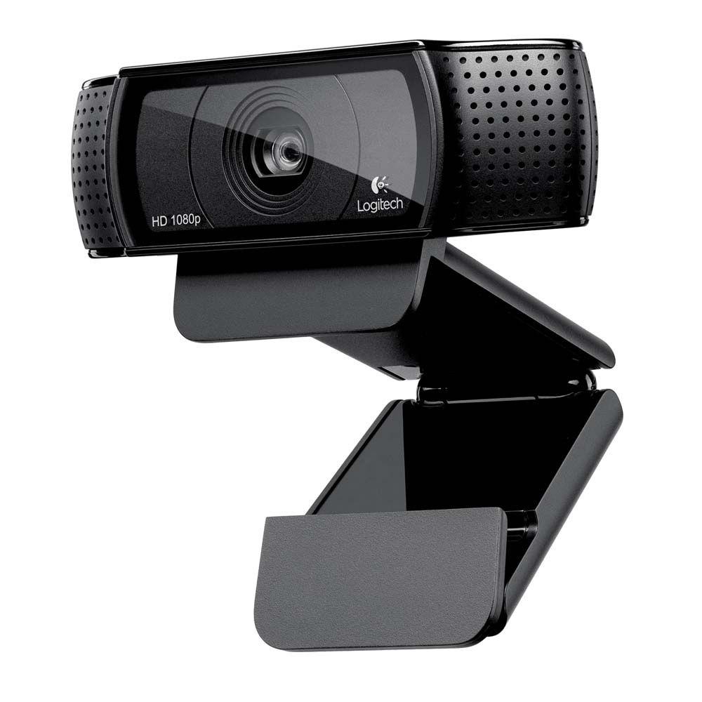 WEBCAM HD 1080P LOGITECH - C920
