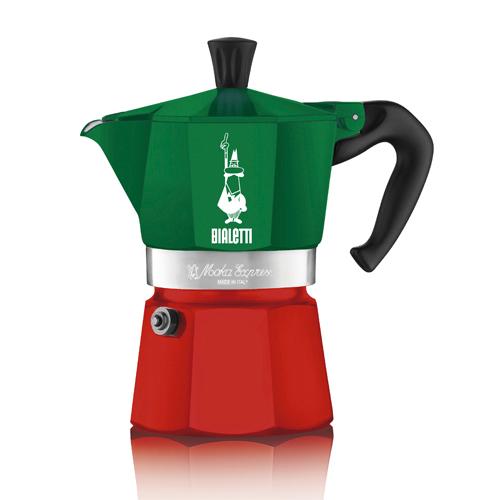 Cafeteira Italiana Bialetti Moka Express 6 Cups Itália