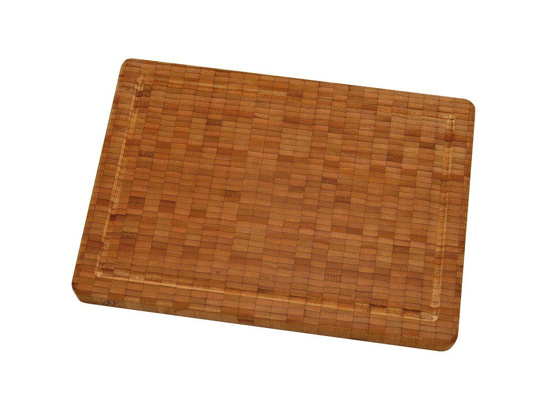 Tabua Para Cortar Em Bamboo Zwilling Media 35x3x25cm
