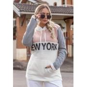 Blusa New York com Capuz