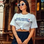 Camiseta Destino