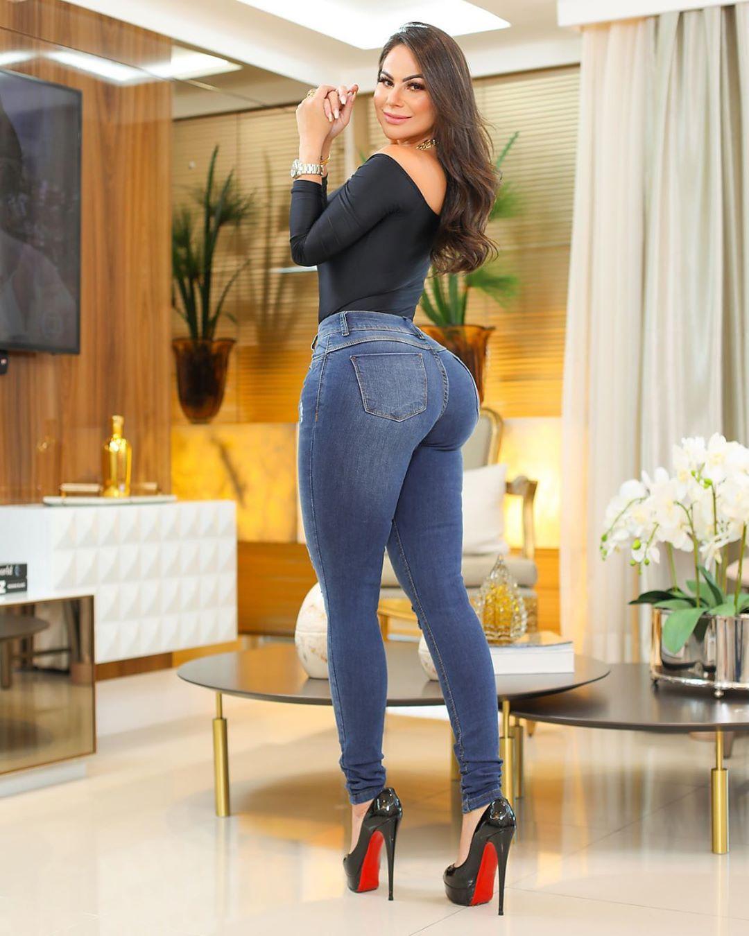 Calça Jeans Premium Destroyed
