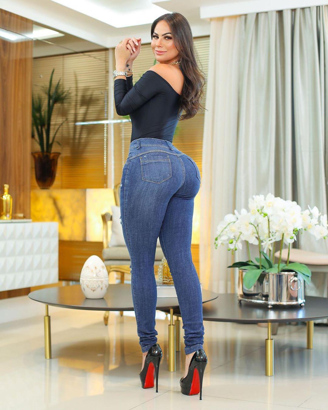 Calça Jeans Premium Rasgada