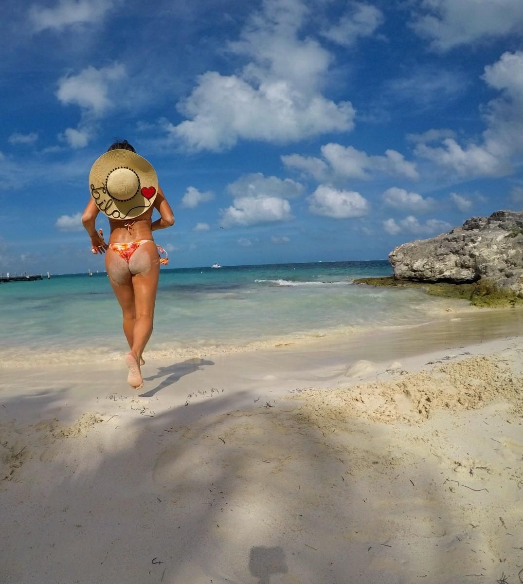 Chapéu de Praia Personalizado