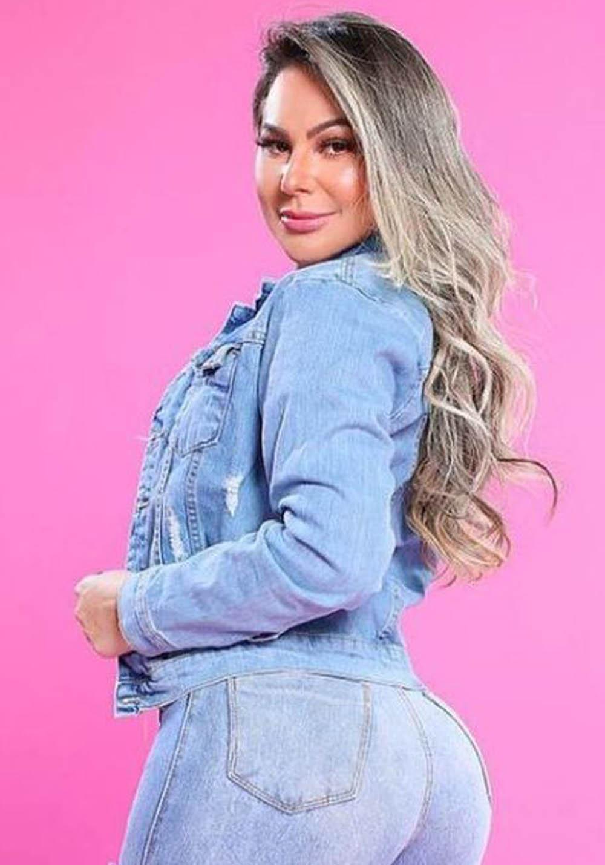 Jaqueta Jeans Premium Clara