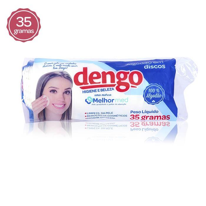 ALGODÃO HIDRÓFILO DISCO DENGO