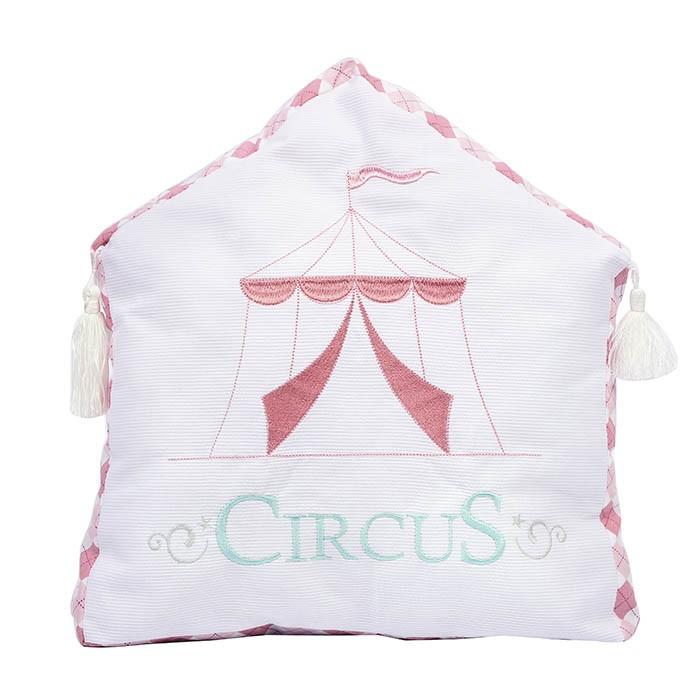 Almofada Tenda Circus Loupiot