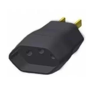 Adaptador Tripolar Reverso 2p+t 15a 250v