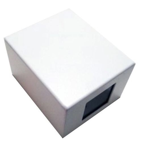 Arandela Quadrada Kasse Multifoco - Branco