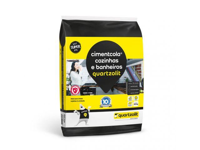 Argamassa Cimentcola ACI Cozinha/Banheiros 20kg