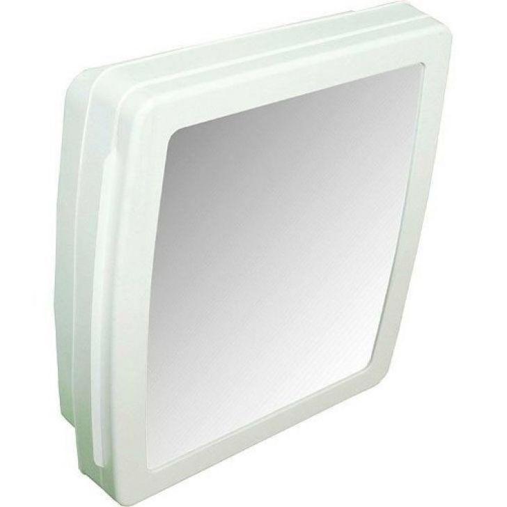 Armário Ref: 2650 P/Banheiro C/espelho - Branco