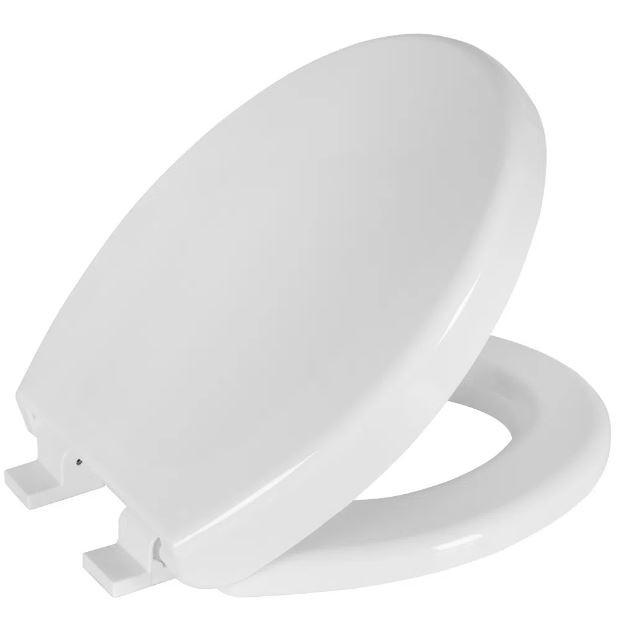 Assento Sanitário Soft Close Oval Tov Branco