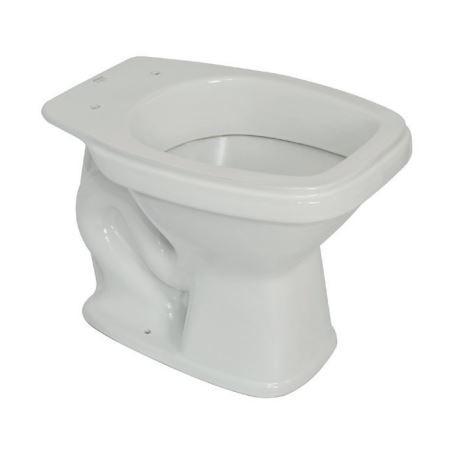 Bacia Para Caixa Acoplada Prímula Plus Branco