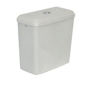 Caixa Acoplada Dual Flush Prímula - Branco