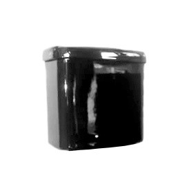 Caixa Acoplada Dual Flush Prímula - Preto