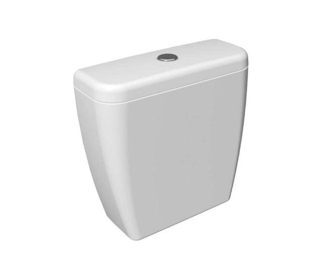 Caixa Acoplada Way-One - Branco