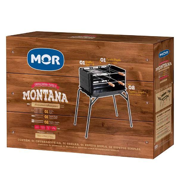 Churrasqueira Montana 54x35x64cm