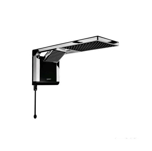 Chuveiro Eletrônico Acqua Duo Multitemperatura 5500w 127v - Black/Cromado