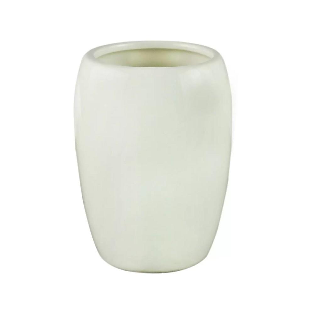 Conjunto 3 peças Cerâmica Para Banheiro Branco