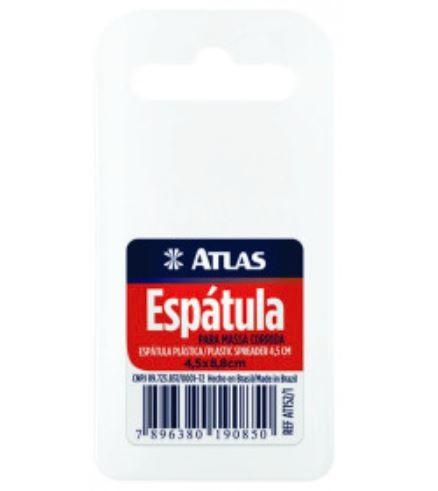 Espátula Plástica 4,5Cm
