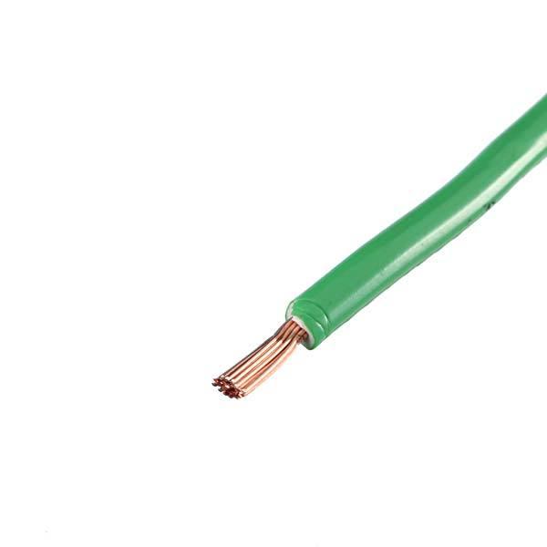 Fio Cabo Flexivel 1,5mm (100 Metros) - Verde