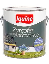 Fundo Anticorrosivo Zarcofer 3,6L