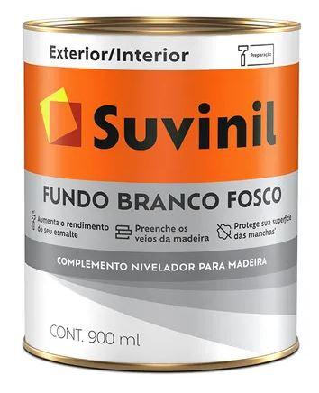 Fundo Branco Fosco 3,6l